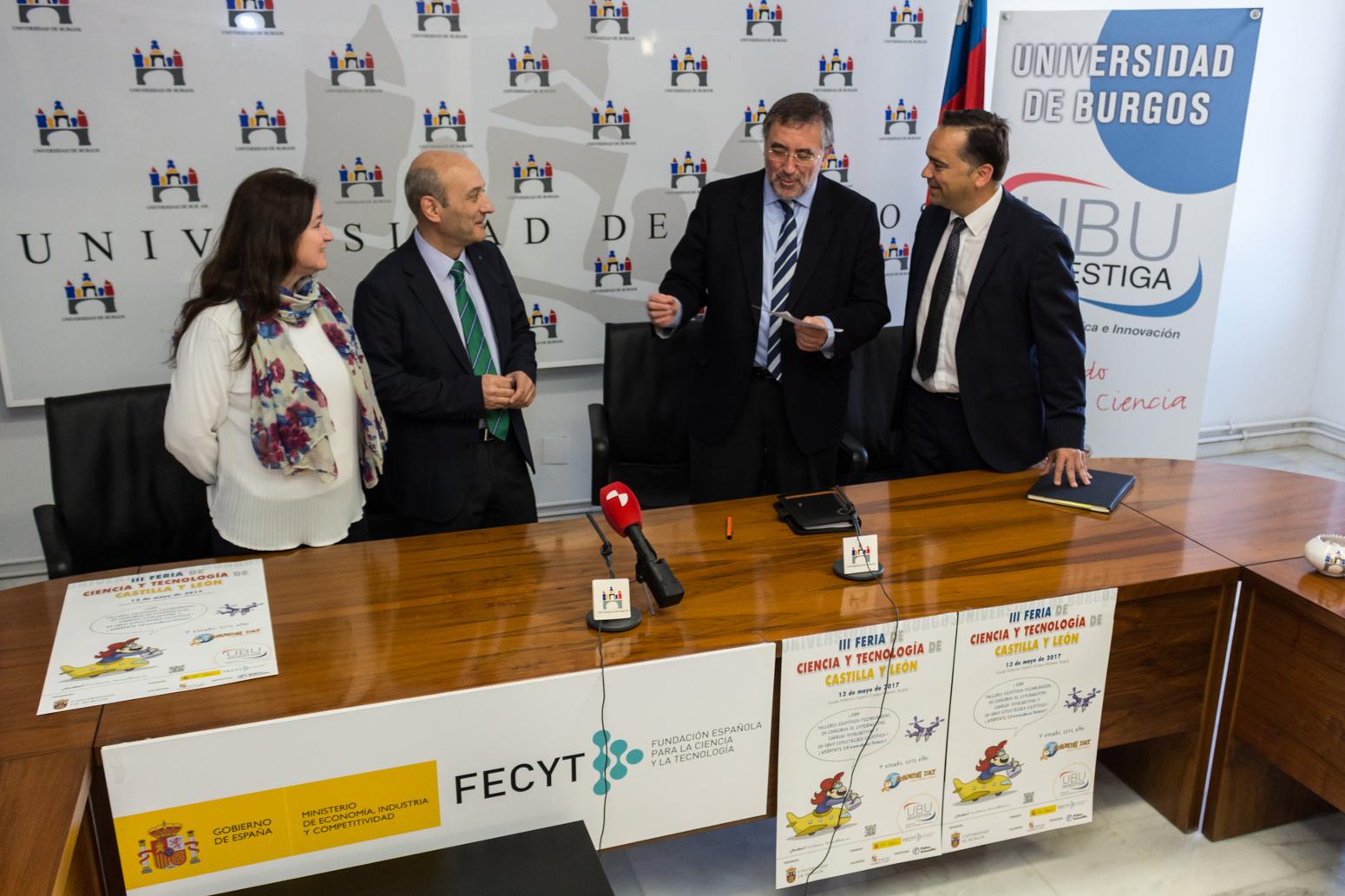 Presentación Feria de la Ciencia y la Tecnología