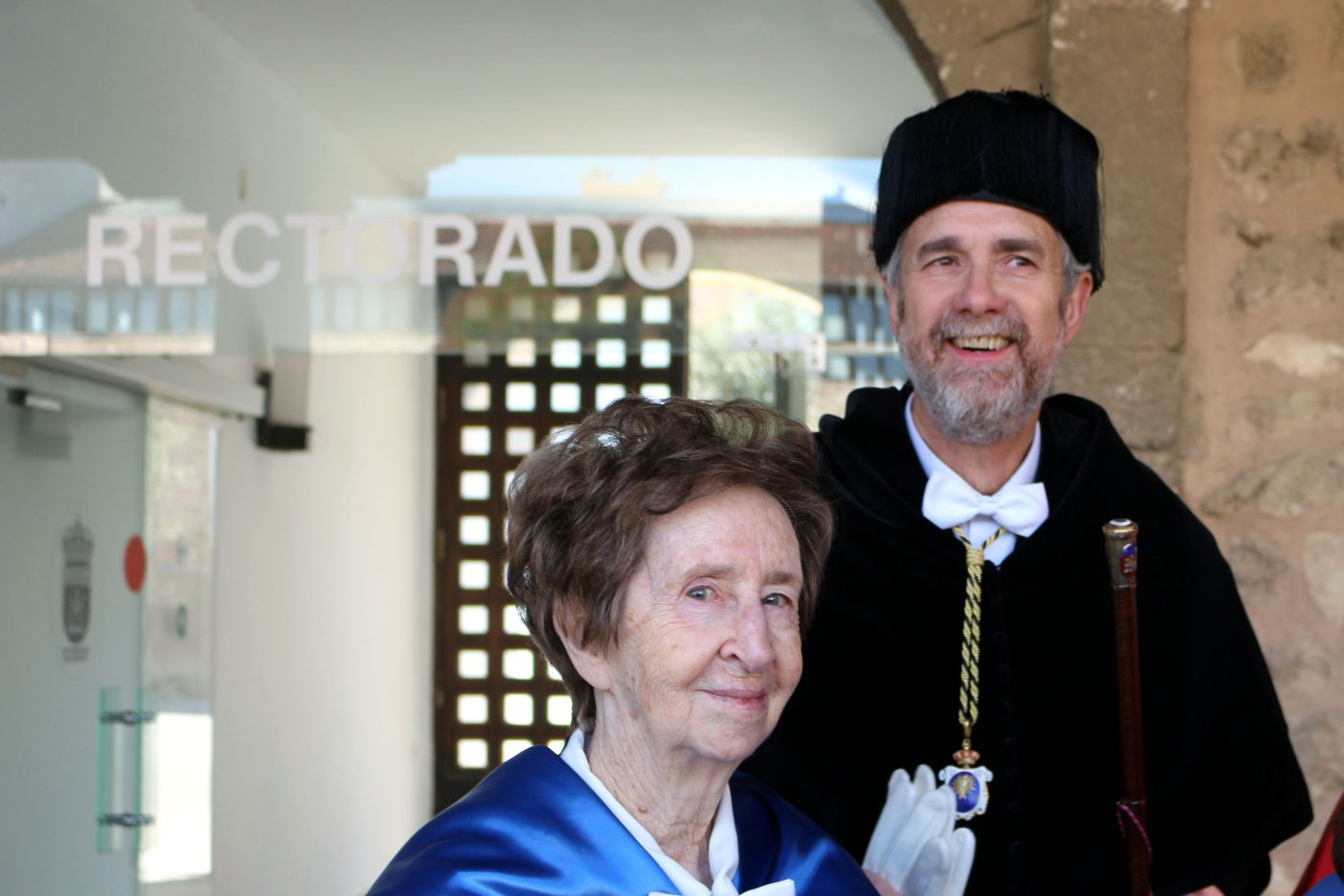 Doctora Honoris Causa