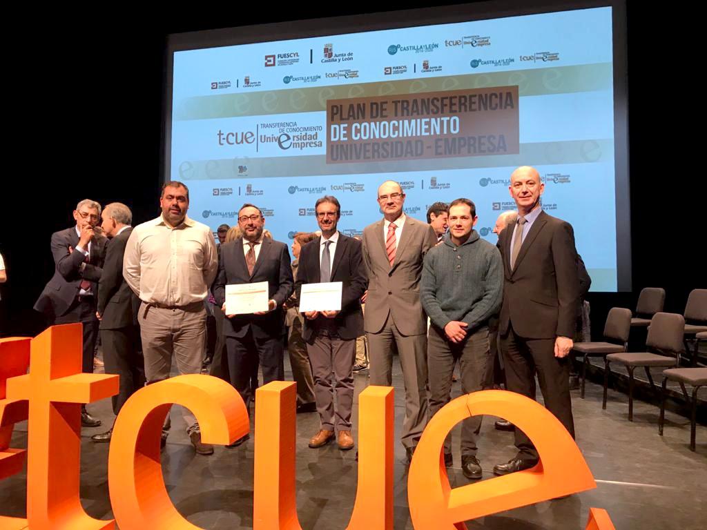 Foto Un proyecto de la UBU, premiado en el concurso Desafío Universidad – Empresa