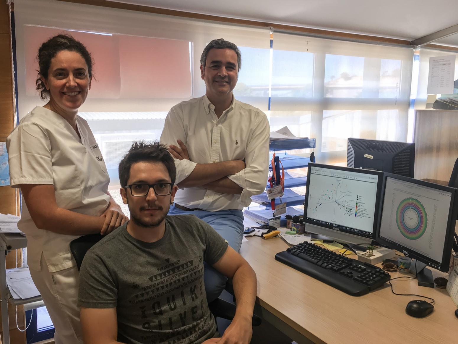 Investigación de Marta Hernández, Narciso Martín Quijada y David Rodriguez Lázaro