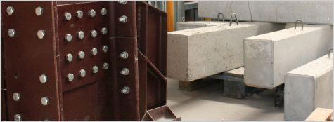 Tecnología del hormigón estructural (GITE)