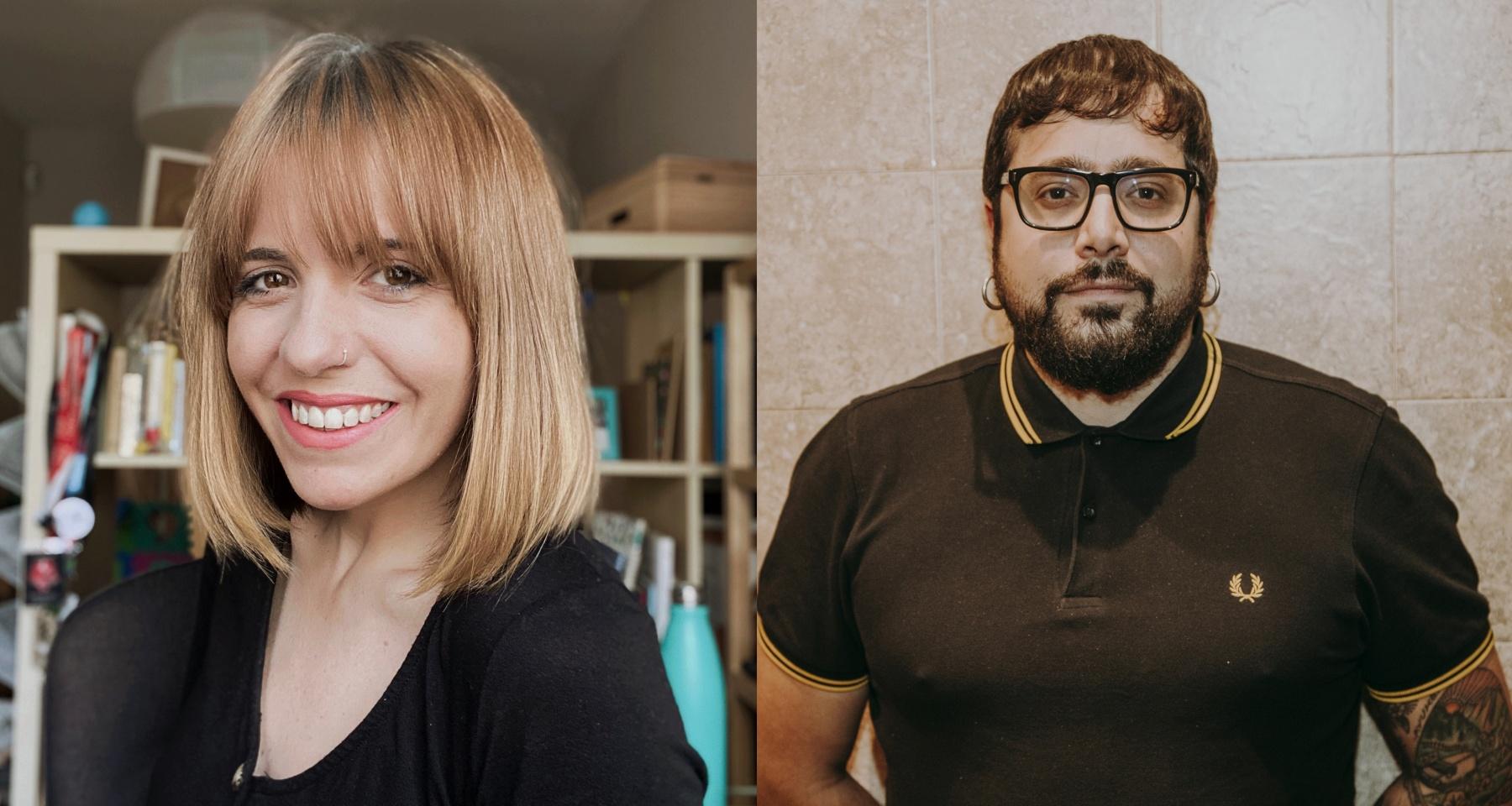 Ana Medina y Marcos Ayuken