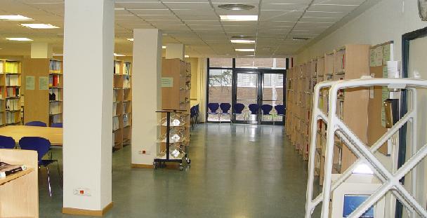 Biblioteca de la Facultad de Ciencias