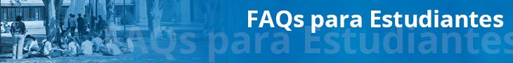 FAQs de estudiantes