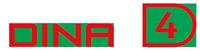 Logo Dina 4