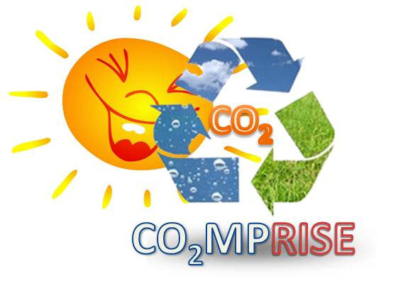 CO2MPRISE Logo