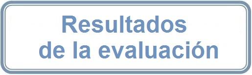Resultados de la evaluación DOCENTIA