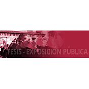 Exposición pública virtual de tesis
