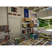 Caseta de la UBU. Feria del Libro de Burgos 2019