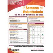 IV Semana del Voluntariado
