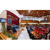 Fiesta de la Universidad, Aula Magna del Hospital del Rey