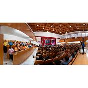 Aula Magna en el acto de apertura del curso 2019-2020