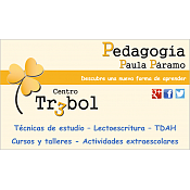 Centro Tr3bol - Pedagogía Paula Páramo