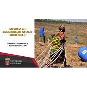Diploma en Desarrollo Humano Sostenible