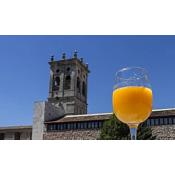 Un mejor zumo de naranja a base de presión