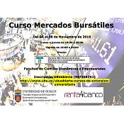 Cartel Mercados Bursátiles 2019-20