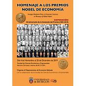 Homenaje Premios Nobel Economía
