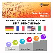 Prueba de acreditación de idiomas Erasmus/UBUGlobal