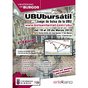 Cartel UBUbursatil 2019