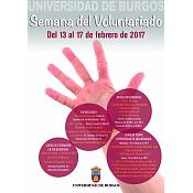 Cartel Semana Voluntariado