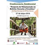 Conferencia Ecoaldea