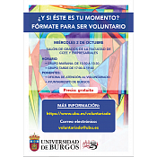 Curso Voluntariado