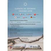 Cursos de Idiomas UBU Verano 2019