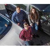 Alumnos de la EPS reciben el premio Innovadores de El Mundo de Castilla y León