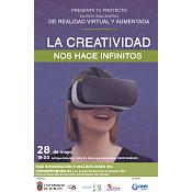 La Creatividad nos hace Infinitos | Encuentro de Realidad Virtual y Aumentada