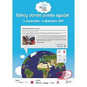 Cartel Olimpiada Solidaria 2017