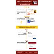 Infografía Nuevo Registro Asistencia IFIE