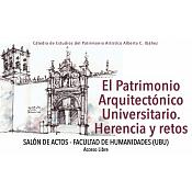 Jornadas. El patrimonio arquitectónico