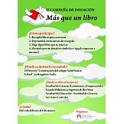 """Campaña """"Más que un libro"""""""