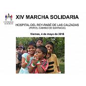 XIV Marcha Solidaria UBU-Bangalore