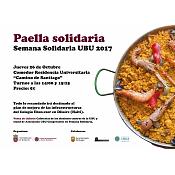 Cartel Paella 2017