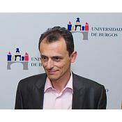 Pedro Duque, Astronauta. Impartió la conferencia inaugural de la XX Edición de Cursos de Verano