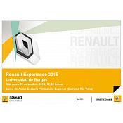 Renault Experience UBU