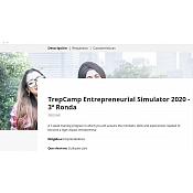 TrepCamp Entrepreneurial Simulator 2020