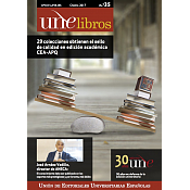 Revista Unelibros otoño 2018