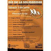 Cartel Día de la Solidaridad