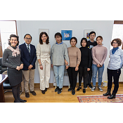 estudiantes internacionales de Shandong