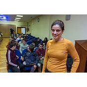 Conferencia María Pe Pereira