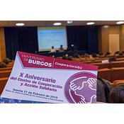 X Aniversario Centro Cooperación