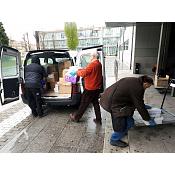 2020-03-16 recogida material sanitario UBU 001