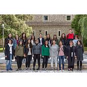 Participantes Becas PPACID 2019