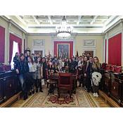 Visita Tribunal Constitucional