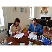Firma del convenio Universidad de Matanzas