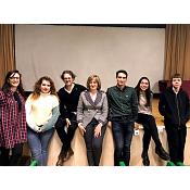 Estudiantes de la UBU apoyan a alumnos de la ESO para reducir el fracaso escolar