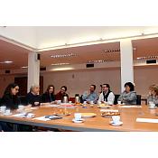 Café con Miguel Ángel Santos Guerra en la Facultad de Educación