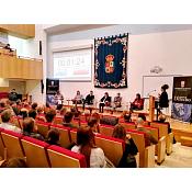 Los candidatos al Congreso debatieron en la UBU